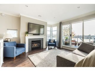"""Photo 2: 411 2020 SE KENT Avenue in Vancouver: South Marine Condo for sale in """"Tugboat Landing"""" (Vancouver East)  : MLS®# R2418347"""