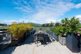 """Photo 25: 508 1540 W 2ND Avenue in Vancouver: False Creek Condo for sale in """"WATERFALL"""" (Vancouver West)  : MLS®# R2594378"""