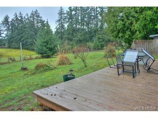 Photo 11: 4541 Rocky Point Rd in VICTORIA: Me Rocky Point House for sale (Metchosin)  : MLS®# 752980