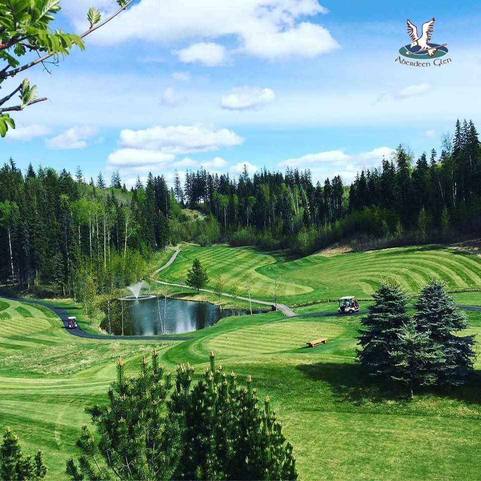 """Main Photo: 2706 LINKS Drive in Prince George: Aberdeen PG Land for sale in """"ABERDEEN GLEN"""" (PG City North (Zone 73))  : MLS®# R2242333"""