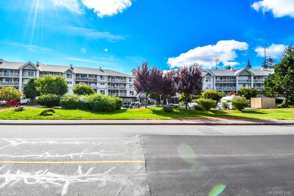 Main Photo: 222 155 Erickson Rd in : CR Willow Point Condo for sale (Campbell River)  : MLS®# 861542