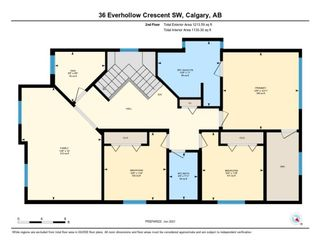 Photo 45: 36 Everhollow Crescent SW in Calgary: Evergreen Detached for sale : MLS®# A1125511