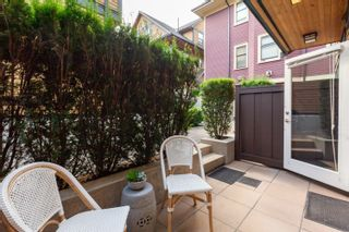 Photo 25: 1288 SALSBURY DRIVE in Vancouver: Grandview Woodland Townhouse for sale (Vancouver East)  : MLS®# R2599925