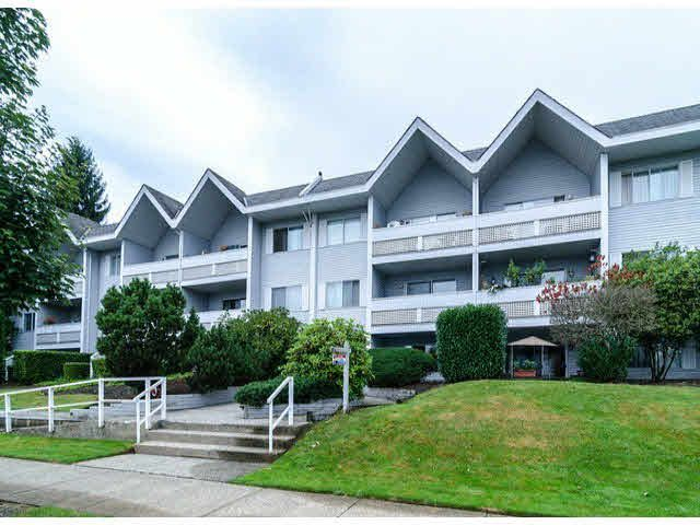 Main Photo: 305 2055 SUFFOLK Avenue in Port Coquitlam: Glenwood PQ Condo for sale : MLS®# V1119217