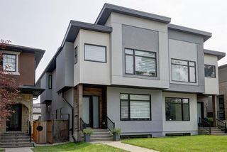 Main Photo: 3314 41 Street SW in Calgary: Glenbrook Semi Detached for sale : MLS®# A1130528
