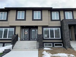 Photo 1: 431 Park West Drive in Winnipeg: Bridgwater Centre Residential for sale (1R)  : MLS®# 1907140