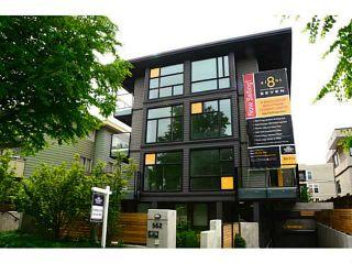 Photo 1: 202 562 E 7TH Avenue in Vancouver: Mount Pleasant VE Condo for sale (Vancouver East)  : MLS®# V1063802