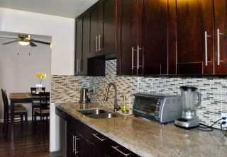 """Photo 3: 1104 2060 BELLWOOD Avenue in Burnaby: Brentwood Park Condo for sale in """"VANTAGE POINT II"""" (Burnaby North)  : MLS®# R2022257"""