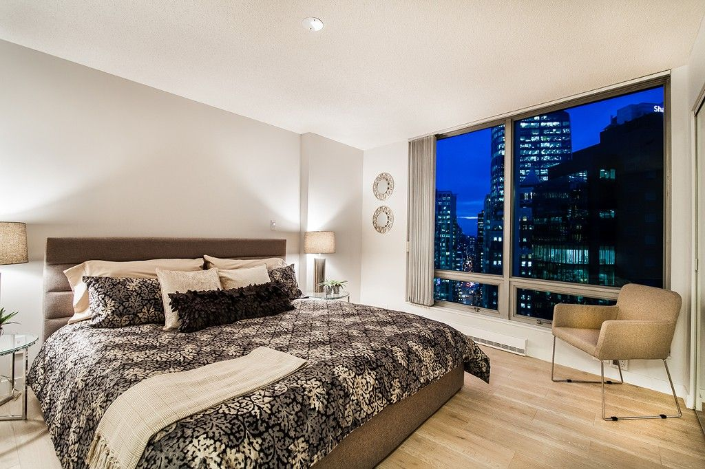 """Photo 17: Photos: 1901 837 W HASTINGS Street in Vancouver: Downtown VW Condo for sale in """"TERMINAL CITY CLUB"""" (Vancouver West)  : MLS®# R2134243"""