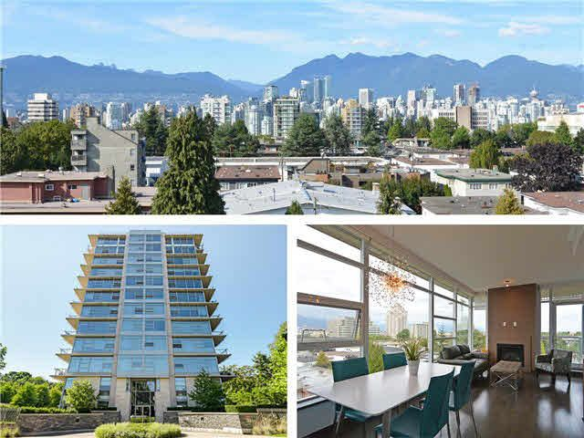 Main Photo: 703 1088 W 14TH AVENUE in : Fairview VW Condo for sale (Vancouver West)  : MLS®# V1139618
