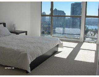 """Photo 6: 1701 888 PACIFIC Street in Vancouver: False Creek North Condo for sale in """"PACIFIC PROMENADE"""" (Vancouver West)  : MLS®# V675304"""