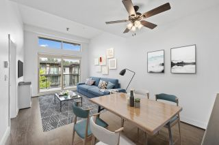 """Main Photo: 415 7428 BYRNEPARK Walk in Burnaby: South Slope Condo for sale in """"GREEN - SPRING"""" (Burnaby South)  : MLS®# R2602904"""