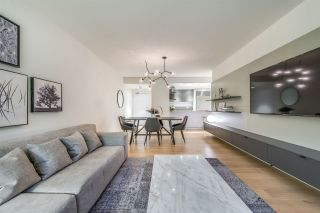 """Photo 7: 203 189 NATIONAL Avenue in Vancouver: Downtown VE Condo for sale in """"The Sussex"""" (Vancouver East)  : MLS®# R2547128"""