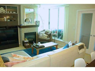 """Photo 5: 502 120 MILROSS Avenue in Vancouver: Mount Pleasant VE Condo for sale in """"THE BRIGHTON"""" (Vancouver East)  : MLS®# V1065555"""