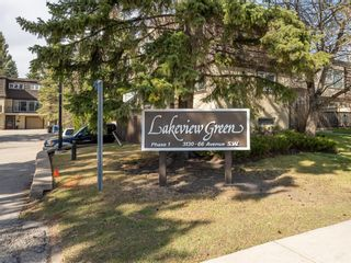 Photo 23: 616 3130 66 Avenue SW in Calgary: Lakeview Row/Townhouse for sale : MLS®# A1106469