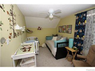Photo 12: 647 Ashburn Street in Winnipeg: West End / Wolseley Residential for sale (West Winnipeg)  : MLS®# 1615292