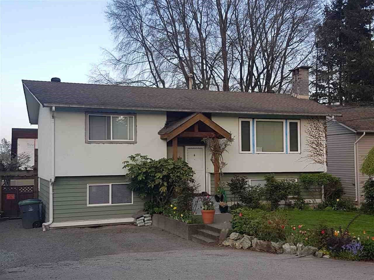 Main Photo: 1642 157 Street in Surrey: King George Corridor House for sale (South Surrey White Rock)  : MLS®# R2257378