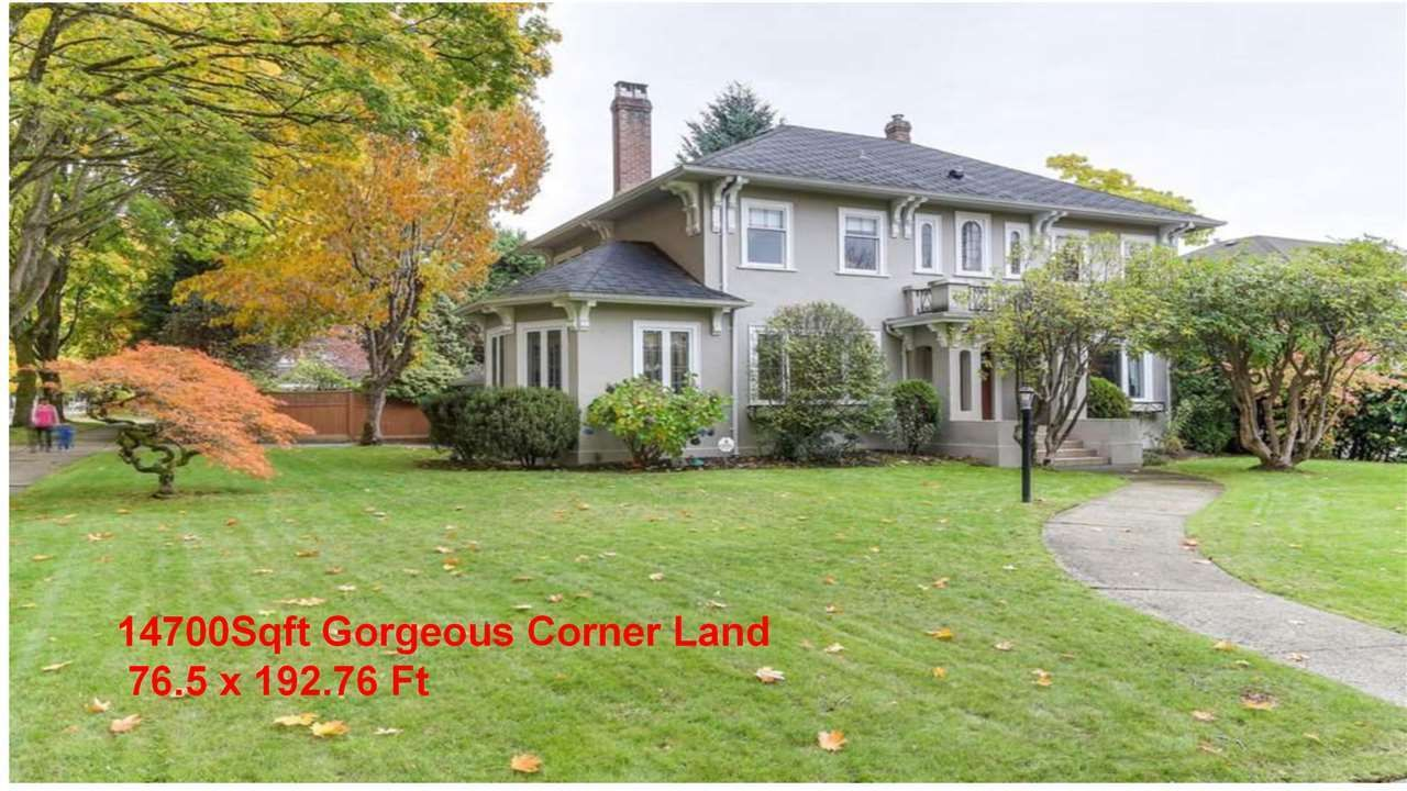 Main Photo: 6112 ADERA Street in Vancouver: South Granville House for sale (Vancouver West)  : MLS®# R2551399