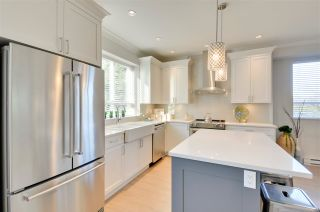 """Photo 1: 4 6479 192 Street in Surrey: Clayton Townhouse for sale in """"BROOKSIDE WALK"""" (Cloverdale)  : MLS®# R2333660"""