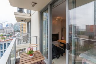 """Photo 9: 1007 1225 RICHARDS Street in Vancouver: Downtown VW Condo for sale in """"THE EDEN"""" (Vancouver West)  : MLS®# R2107560"""