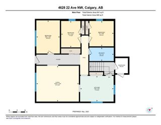 Photo 13: 4628 22 Avenue NW in Calgary: Montgomery Detached for sale : MLS®# C4291249