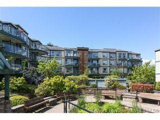 Photo 1: 103 898 Vernon Ave in VICTORIA: SE Swan Lake Condo for sale (Saanich East)  : MLS®# 651453