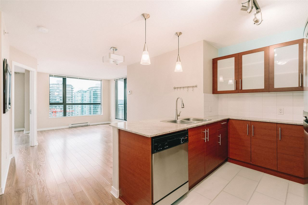 "Main Photo: 1504 814 ROYAL Avenue in New Westminster: Downtown NW Condo for sale in ""The News"" : MLS®# R2539954"