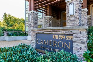 """Main Photo: 215 3399 NOEL Drive in Burnaby: Sullivan Heights Condo for sale in """"CAMERON"""" (Burnaby North)  : MLS®# R2619275"""