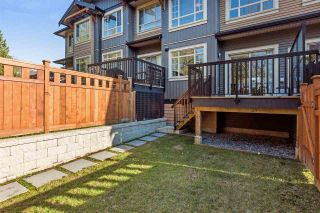 """Photo 2: 112 11305 240 Street in Maple Ridge: Cottonwood MR Townhouse for sale in """"MAPLE HEIGHTS"""" : MLS®# R2220533"""