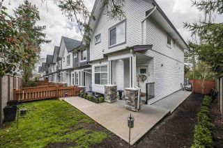 """Photo 36: 10 6767 196 Street in Surrey: Clayton Townhouse for sale in """"Clayton Creek"""" (Cloverdale)  : MLS®# R2555935"""