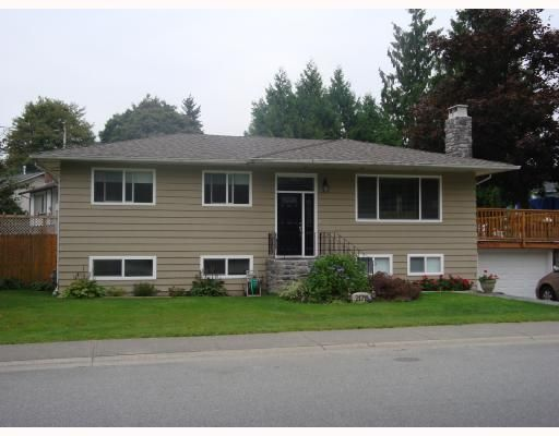 Main Photo: 21718 126TH Avenue in Maple_Ridge: West Central House for sale (Maple Ridge)  : MLS®# V735810