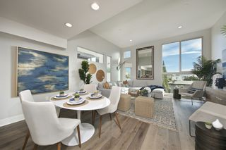 Photo 4: POINT LOMA Townhouse for sale : 2 bedrooms : 3030 Jarvis #8 in San Diego