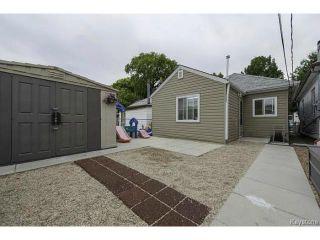 Photo 5: 369 Inglewood Street in WINNIPEG: St James Residential for sale (West Winnipeg)  : MLS®# 1320834