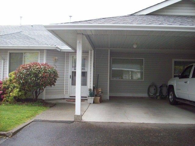 Main Photo: # 152 7610 EVANS RD in Sardis: Sardis West Vedder Rd Condo for sale : MLS®# H1301956