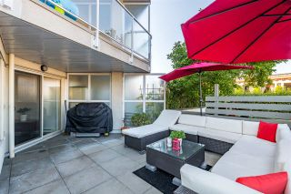 """Photo 16: 106 2585 WARE Street in Abbotsford: Central Abbotsford Condo for sale in """"The Maples"""" : MLS®# R2403296"""
