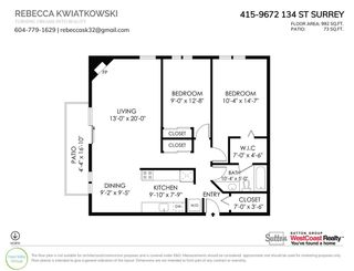 """Photo 16: 415 9672 134 Street in Surrey: Whalley Condo for sale in """"PARKWOOD-DOGWOOD"""" (North Surrey)  : MLS®# R2591270"""