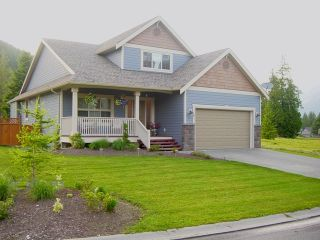 """Photo 1: 6 14500 Morris Valley Road in Lake Errock: House for sale in """"Eagle Point"""" (Harrison Mills)  : MLS®# F1024409"""