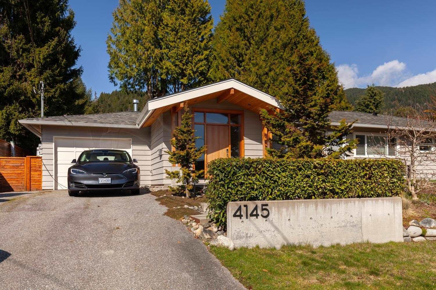 Main Photo: 4145 BURKEHILL Road in West Vancouver: Bayridge House for sale : MLS®# R2602910