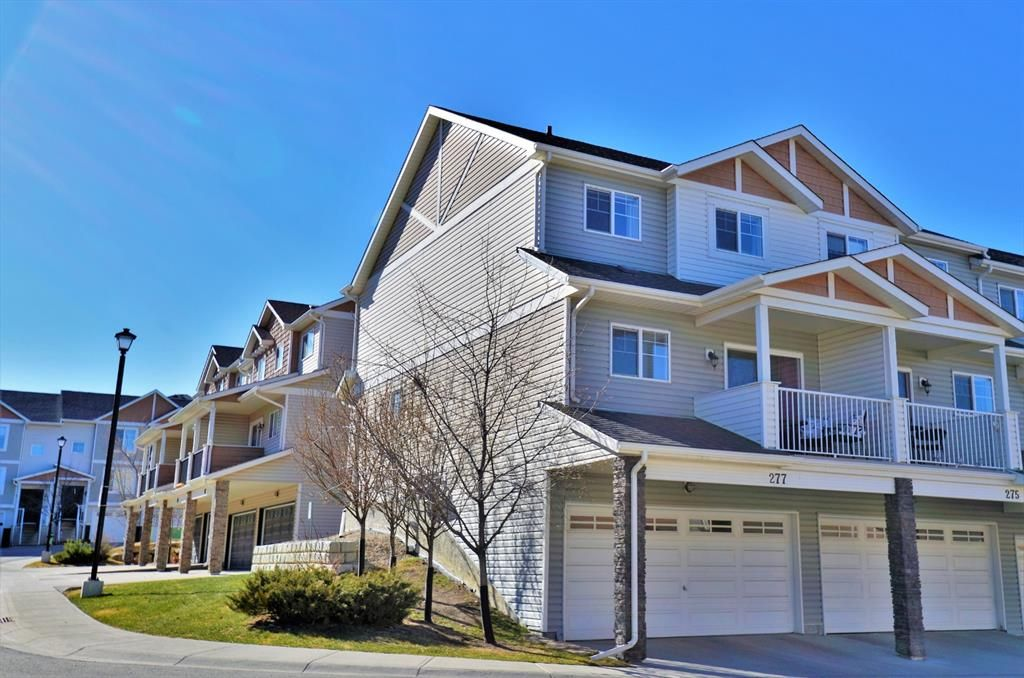 Main Photo: 277 Pantego Lane NW in Calgary: Panorama Hills Row/Townhouse for sale : MLS®# A1102090