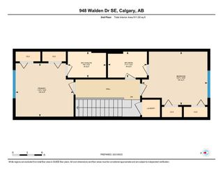 Photo 33: 948 Walden Drive SE in Calgary: Walden Row/Townhouse for sale : MLS®# A1149690