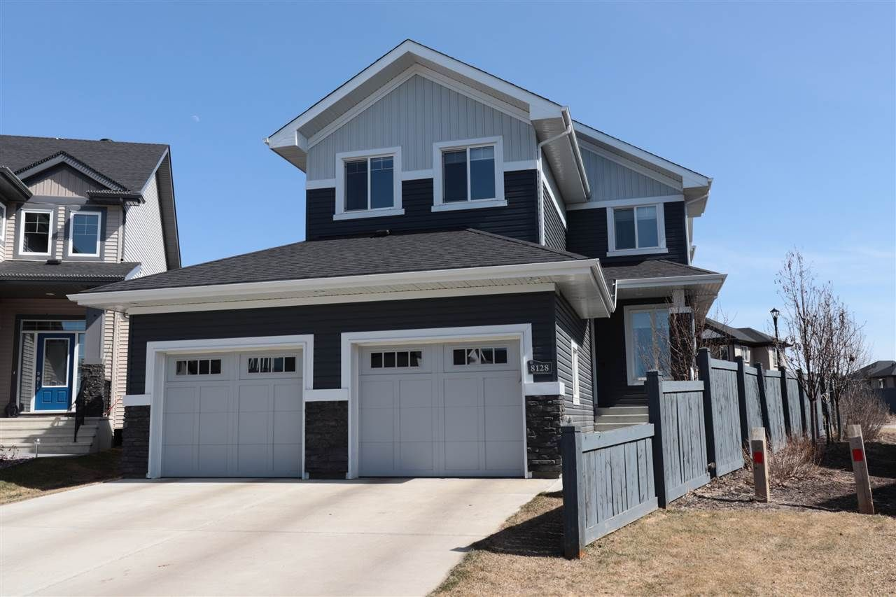 Main Photo: 8128 GOURLAY Place in Edmonton: Zone 58 House for sale : MLS®# E4240261