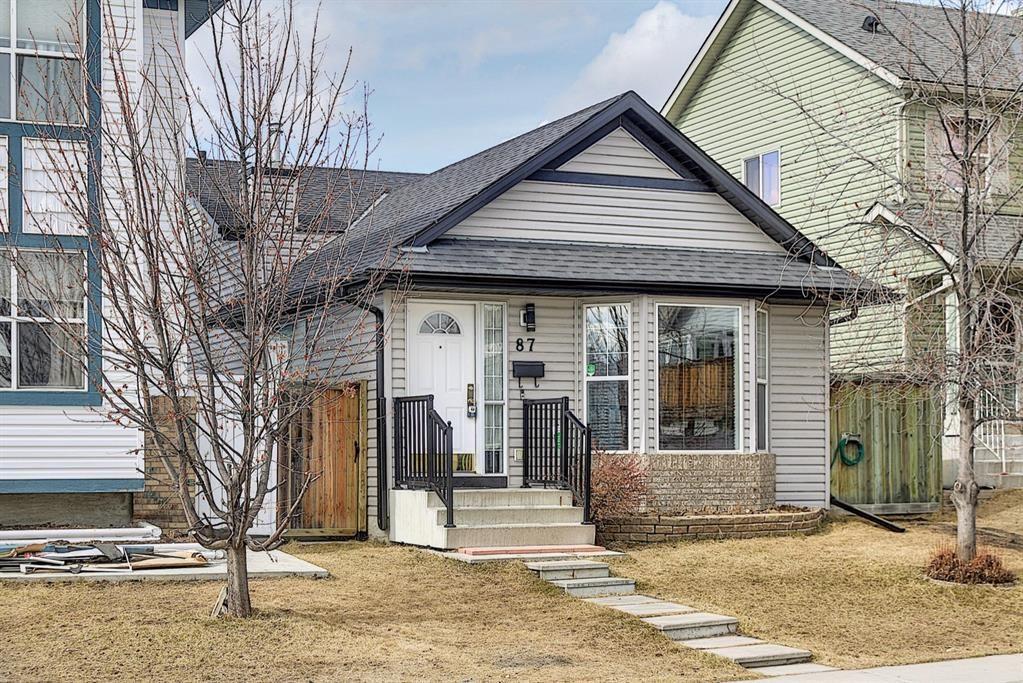 Main Photo: 87 Taravista Street NE in Calgary: Taradale Detached for sale : MLS®# A1084185