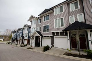 """Photo 1: 144 14833 61 Avenue in Surrey: Sullivan Station Townhouse for sale in """"ASHBURY HILL"""" : MLS®# R2249957"""