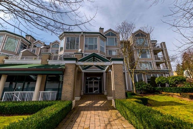 "Main Photo: 306 12155 191B Street in Pitt Meadows: Central Meadows Condo for sale in ""EDGEPARK MANOR"" : MLS®# R2148640"