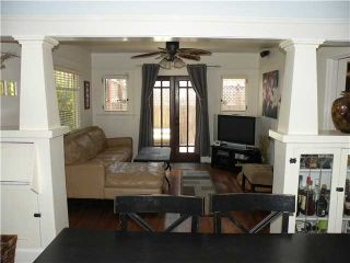 Photo 3: HILLCREST House for sale : 2 bedrooms : 3722 Richmond Street in San Diego