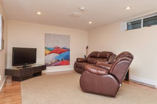 Photo 18: 7414 ECHO PLACE in Parklane: Champlain Heights Townhouse for sale ()  : MLS®# R2439756