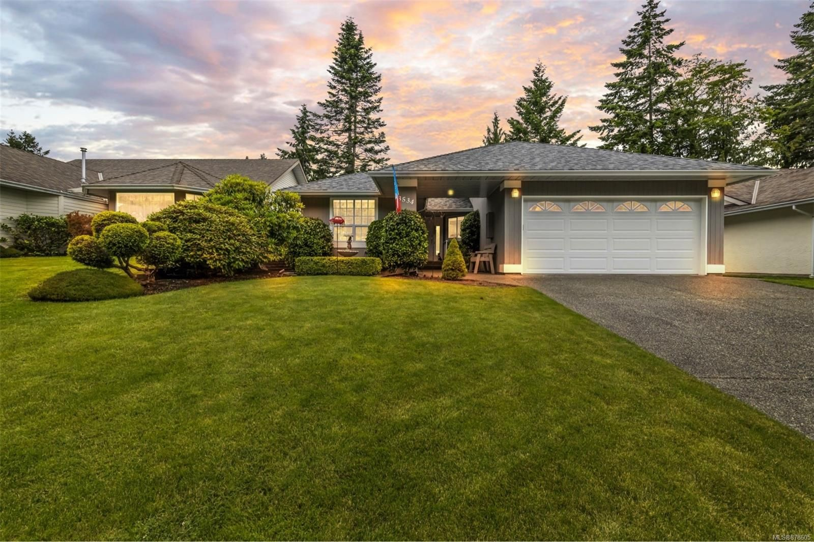 Main Photo: 3534 S Arbutus Dr in Cobble Hill: ML Cobble Hill House for sale (Malahat & Area)  : MLS®# 878605