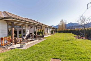 """Photo 33: 72 45900 SOUTH SUMAS Road in Chilliwack: Sardis West Vedder Rd House for sale in """"Evergreen at Ensley"""" (Sardis)  : MLS®# R2527100"""