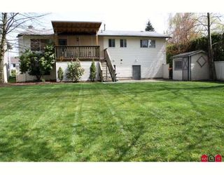 """Photo 9: 34635 DEVON in Abbotsford: Abbotsford East House for sale in """"EAST ABBOTSFORD"""" : MLS®# F2908606"""
