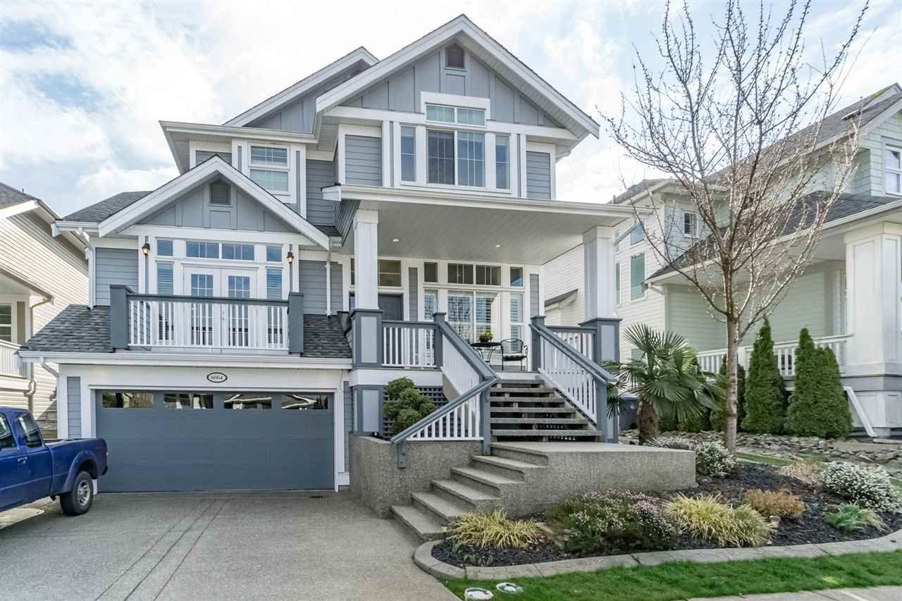 Main Photo: 6064 163 Street in Surrey: Cloverdale BC House for sale (Cloverdale)  : MLS®# R2249382
